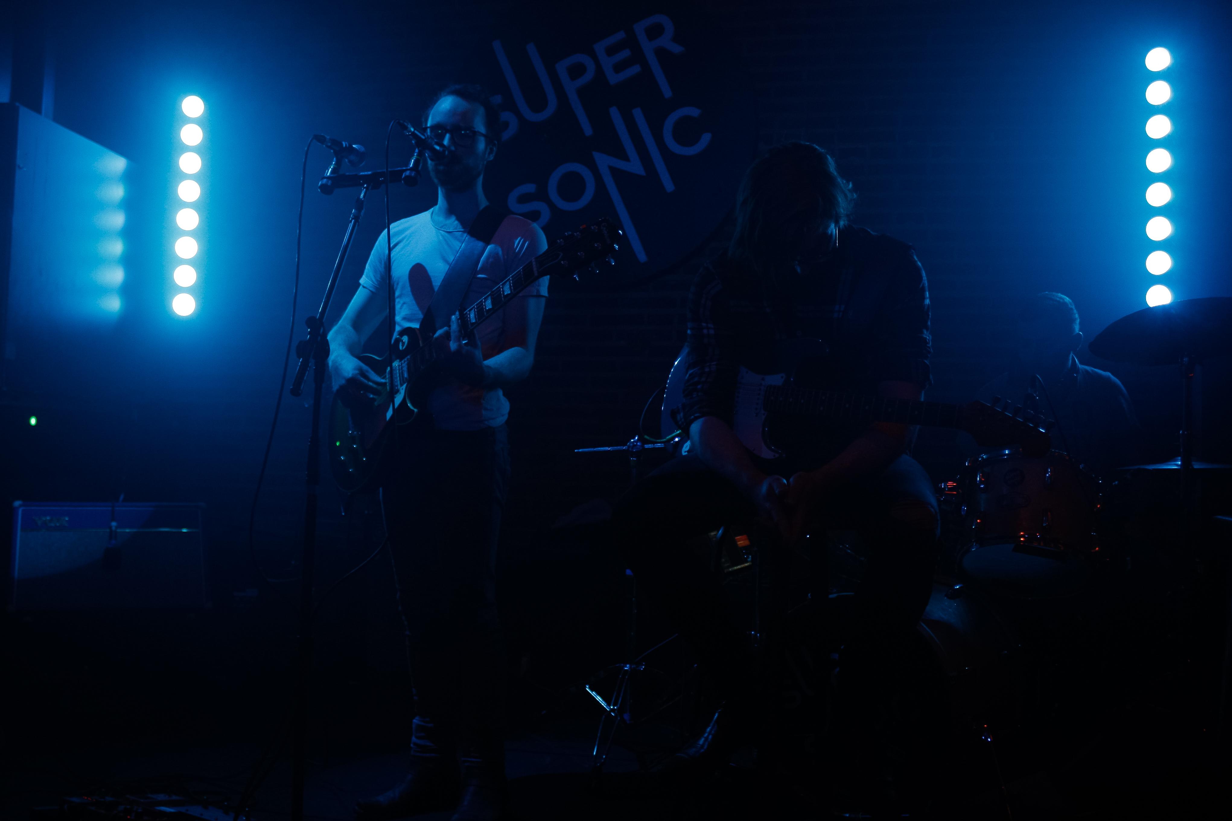 Concert au Supersonic 17/12/16
